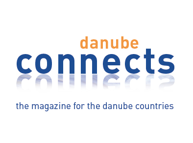 danube connects logo