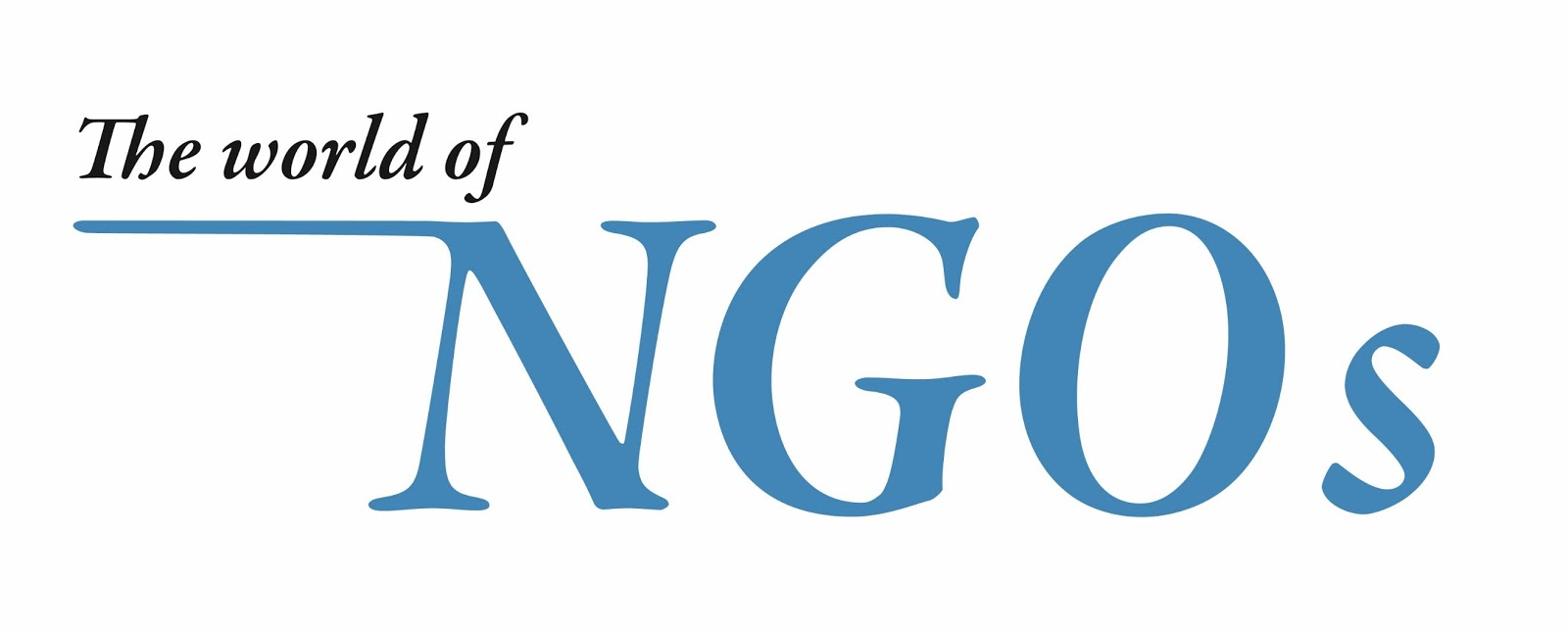 The World of Ngos Logo