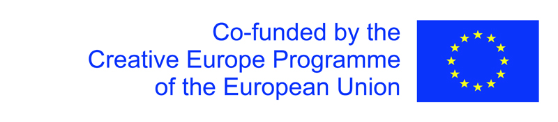 Logo Co-funded by the Creative EuropeProgramme of the European Union